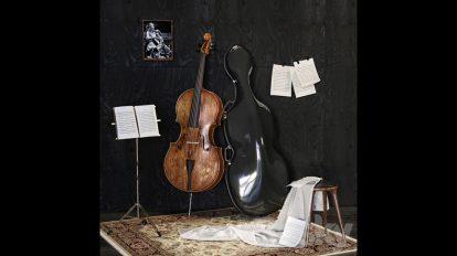 مدل سه بعدی ویولن چلو Music Set with Cello
