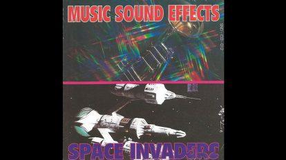 مجموعه افکت صوتی فضایی Sound Effects Space Invaders