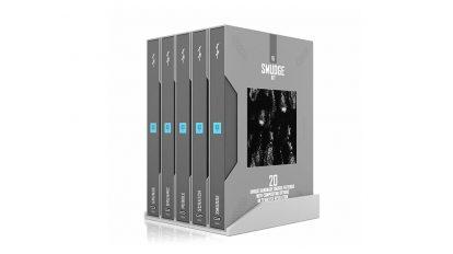 مجموعه تکسچر برای طراحی سه بعدی TFM Greyscale Kits Bundle