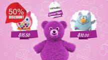 پروژه افترافکت فروش ویژه اسباب بازی Toys Sale