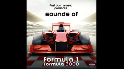 مجموعه افکت صوتی ماشین مسابقه ای Ultimate Loops Sounds Of Formula 1 And Formula 3000