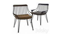 مدل سه بعدی صندلی Valdichienti Diva Chairs