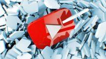 پروژه افترافکت نمایش لوگو یوتیوب Youtube Logo