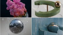 آموزش ساخت انیمیشن با کره در بلندر Create Spherical Animations