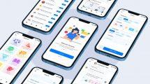 پروژه افترافکت تیزر تبلیغاتی آیفون App Promo Phone 13