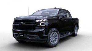 مدل سه بعدی خودرو شورلت Chevrolet Silverado Crew RST 2019
