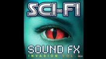 مجموعه افکت صوتی علمی تخیلی Sci-Fi Sound Effects Invasion Vol.2
