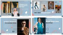 پروژه افترافکت تیزر تبلیغاتی فشن Stylish Fashion Promo