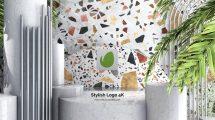 پروژه افترافکت نمایش لوگو مدرن Stylish Logo 4K