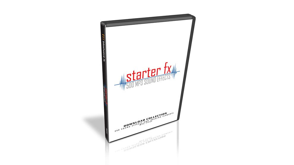 مجموعه افکت صوتی Blastwave FX Starter FX