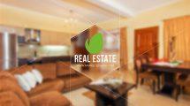 پروژه افترافکت پرزنتیشن مشاور املاک Elegant Real Estate Presentation