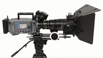 مدل سه بعدی دوربین فیلمبرداری سینما ARRI ALEXA SXT Plus