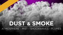مجموعه فوتیج ویدیویی دود و غبار Dust & Smoke
