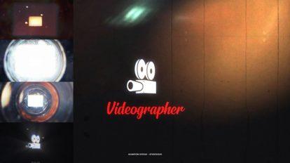 پروژه افترافکت نمایش لوگو فیلمساز Filmmakers Logo Reveal