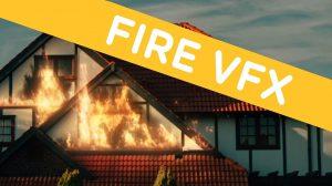 مجموعه فوتیج ویدیویی آتش Fire VFX