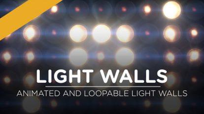 مجموعه ویدیوی موشن گرافیک دیوار نوری Lightwall FX