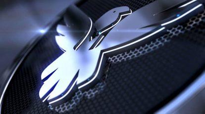 پروژه افترافکت نمایش لوگو سه بعدی فلزی Metallic 3D Logo Reveal