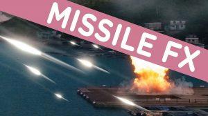 مجموعه ویدیوی موشن گرافیک پرتاب موشک Missile FX