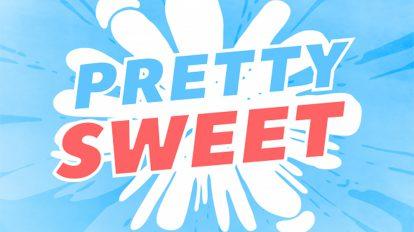 پروژه افترافکت مجموعه اجزای انیمیشن دو بعدی Pretty Sweet