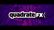اسکریپت افترافکت quadrateFX ابزار ساخت الگوهای تصادفی مستطیلی