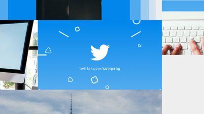 پروژه افترافکت افتتاحیه شبکه اجتماعی Social Media