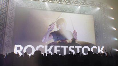 پروژه افترافکت تیزر تبلیغاتی مراسم زنده The Stage Live Event Promo