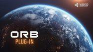 پلاگین افترافکت ORB ابزار ساخت سیارات و اجسام کروی سه بعدی