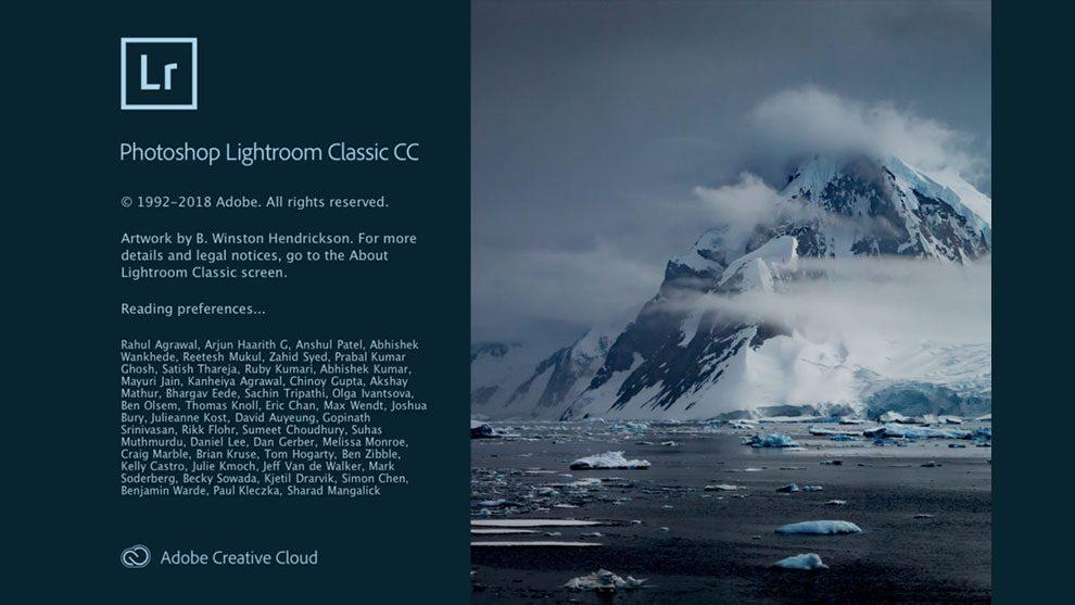 نرم افزار لایتروم Adobe Photoshop Lightroom Classic