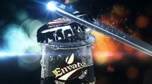 پروژه افترافکت تیزر تبلیغاتی نوشیدنی Beer Commercial