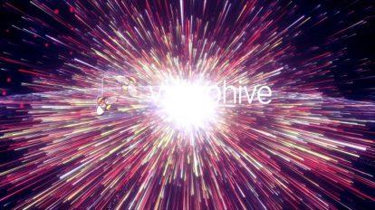 پروژه افترافکت نمایش لوگو بیگ بنگ Big Bang Logo Reveal