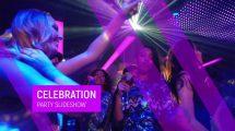 پروژه افترافکت اسلایدشو مراسم جشن Celebration Party Slideshow