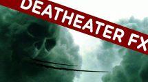 مجموعه ویدیوی موشن گرافیک دود سیاه مرگ Deatheater FX