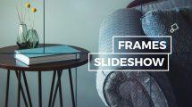 پروژه افترافکت اسلایدشو با فریم ها Elegant Frames Slideshow