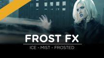 مجموعه ویدیوی موشن گرافیک یخ و سرما Frost FX
