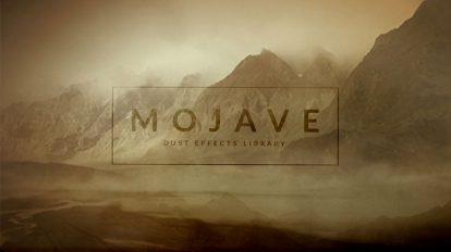 مجموعه فوتیج ویدیویی گرد و خاک Mojave Dust Video Elements