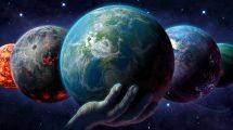 پروژه افترافکت ساخت انیمیشن سیاره Planet Maker