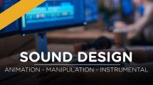 مجموعه جامع افکت برای طراحی صدا ProductionCrate Sound Design