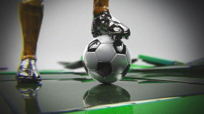 پروژه افترافکت برودکست اینترو فوتبال Soccer Broadcast Intro