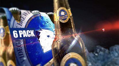 پروژه افترافکت تیزر تبلیغاتی نوشیدنی Beer Soft Drink Commercial