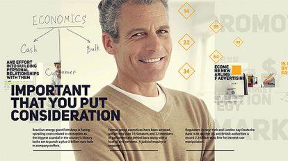 پروژه افترافکت تیزر تبلیغاتی کسب و کار Business Promotion