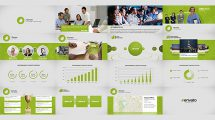 پروژه افترافکت اجزای ویدیویی شرکت Corporate Video Package