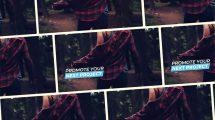 پروژه پریمیر اسلایدشو خلاقانه Creative Slideshow