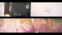 پروژه افترافکت افتتاحیه وینتج Enjoy The Sequence