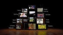 پروژه افترافکت افتتاحیه تلویزیونی حماسی Epic TV Opener