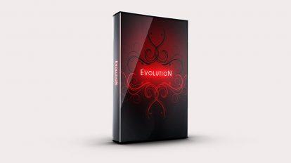 مجموعه اجزای طراحی موشن تزیینی Evolution Decorative Design Elements