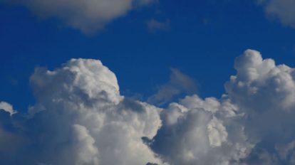 مجموعه فوتیج ویدیویی ابرهای معلق آسمان Floating Clouds