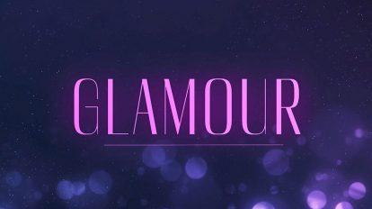 مجموعه موشن گرافیک افکت زرق و برق برای ویدیوی فشن Glamour