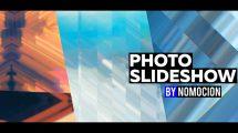 پروژه افترافکت اسلایدشو عکس Photo Slideshow with Pixel Sorting