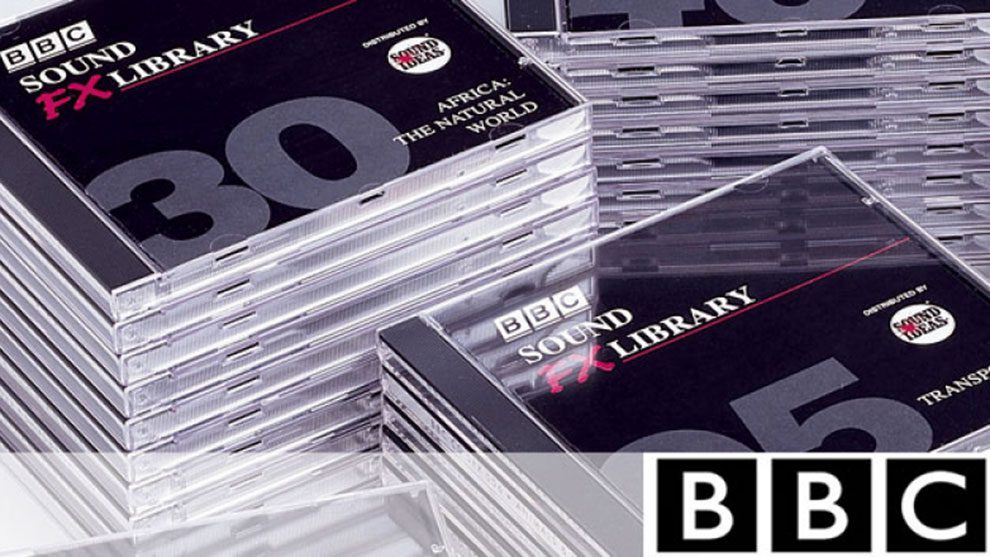 مجموعه جامع افکت صوتی BBC Sound Effects Library