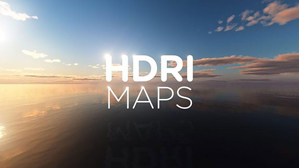 مجموعه تصاویر HDRI محیط خارجی